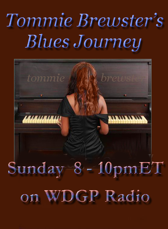 Tommie Brewster's Blues Journey Joins...
